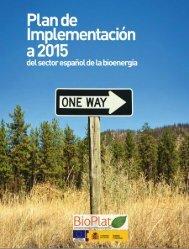 Plan de Implementación a 2015 del sector de - Besana Portal Agrario