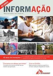 40 ANOS - Médicos Sem Fronteiras