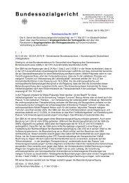 Kassel, den 6. Mai 2011 Terminvorschau Nr. 23/11 Der 6 ... - Sindbad
