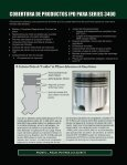 Productos IPD para Motores Caterpillar® 3400 & C15 ... - from IPD - Page 2