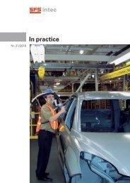 In practice 21 2009 (2 752 KB) - SFS intec