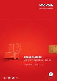 ZERKLEINERER - Weima GmbH
