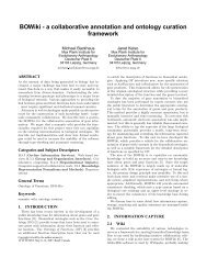 BOWiki - a collaborative annotation and ontology ... - WWW2007