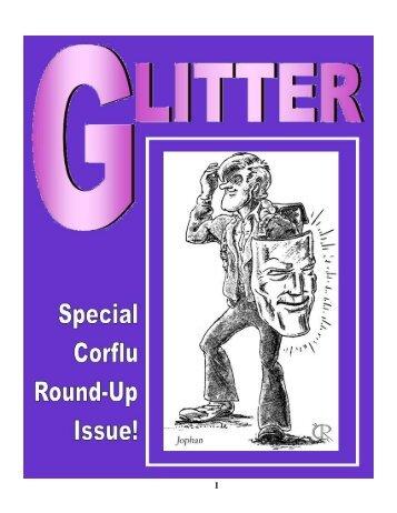 Glitter #30 - Corflu