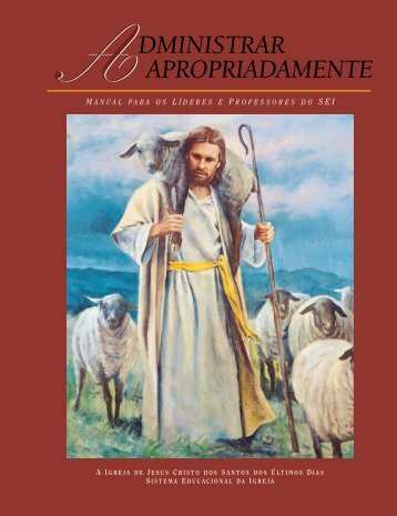 Administrar Apropriadamente - Seminaries & Institutes of Religion