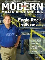Modern Materials Handling - September 2012