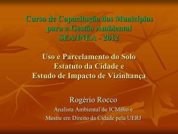 Estudo de Impacto de Vizinhança - CM&O Eventos e Turismo