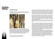 information in PDF - La Sagrada Família