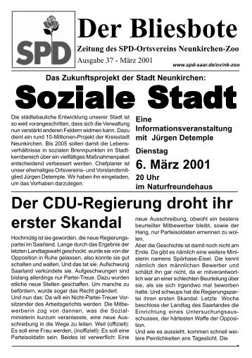 Nr.37 - SPD Zoo