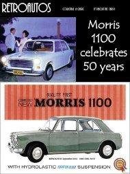 Morris 1100 at 50 - RetroAutos