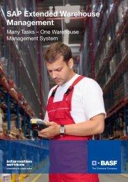 SAP Extended Warehouse Management - BASF IT Services