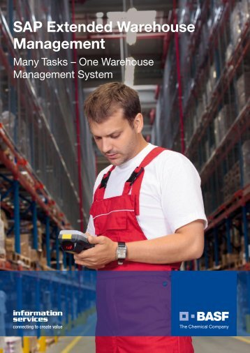 SAP Extended Warehouse Management - BASF IT Services