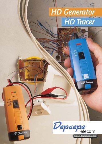 HD Tracer HD Generator - Depaepe
