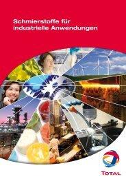 TOTAL Schmierstoffe für industrielle Anwendungen