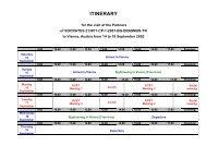 Final Meeting, 16-18 September, Austria, Viena, Vienna ... - Ecet