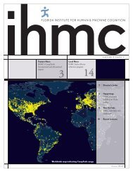 Volume 6 Issue 1 - Institute for Human and Machine Cognition