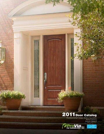 Provia Door Catalog - Home Doors u0026 Windows & Provia Magazines