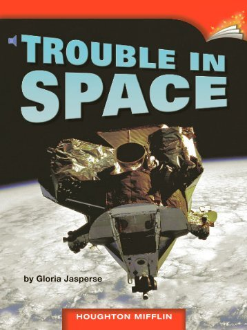 Lesson 28:Trouble in Space