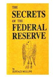 Secrets of The Fed - The New Ensign