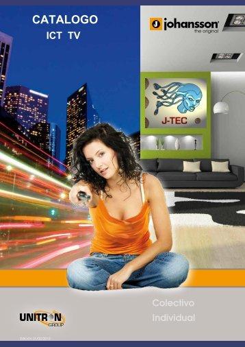 TV digital terrestre TDT - J-TEC