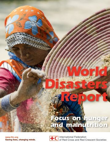 World Disasters Report - International Federation of Red Cross and ...