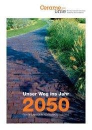 Roadmap 2050, deutsche Fassung - Fachverband-steinzeug.de