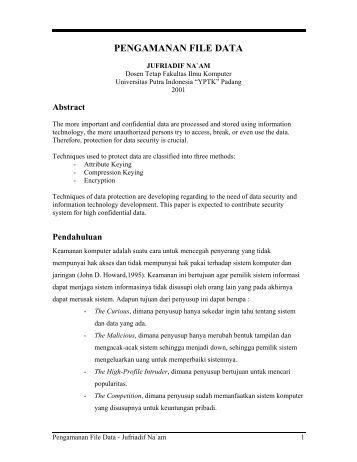 Jurnal kemiskinan indonesia pdf
