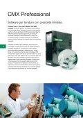 Software per Tarature completamente personalizzabile. - Page 2