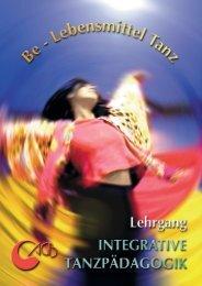 vielfalt des tanzes - Integrativer Tanz