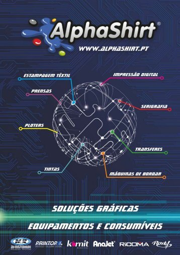 Catalogo PDF - Alphashirt