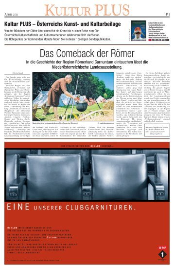 Kultur Plus - Ablinger-Garber