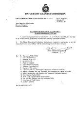 circular letter_3_2011.pdf - University Grants Commission - Sri Lanka