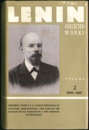 Lenin CW-Vol. 2-TC.pdf - From Marx to Mao