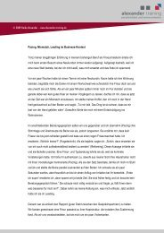 PDF Download - Alexander-Training