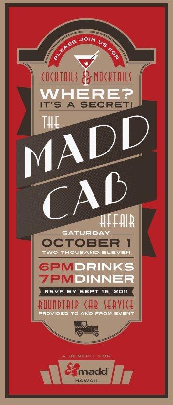 mADD CAB