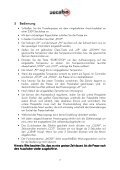 BEDIENUNGSANLEITUNG für die Transferpresse Secabo TS 7 ... - Seite 7