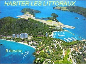 I)DES LITTORAUX TOURISTIQUES - Histoire géographie Dijon