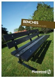 Benches - Farmway