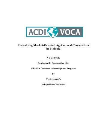 financial market in ethiopia pdf