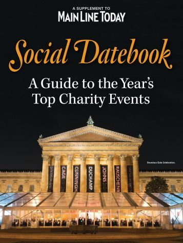 A Guide to the Year's Top Charity Events - Main Line Today