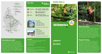Download flyer (PDF) - Youth Hostels