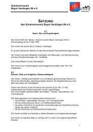Neue Satzung ab 24.07.2012 - SV Bayer Uerdingen 08 eV