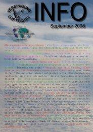 September 2008 - Vereinigung Luftfahrt eV