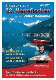 Hegefischen Broschüre 02_2011 - FC Renke Zell am See