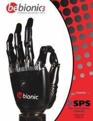 Bebionic 3 Brochure - SPS