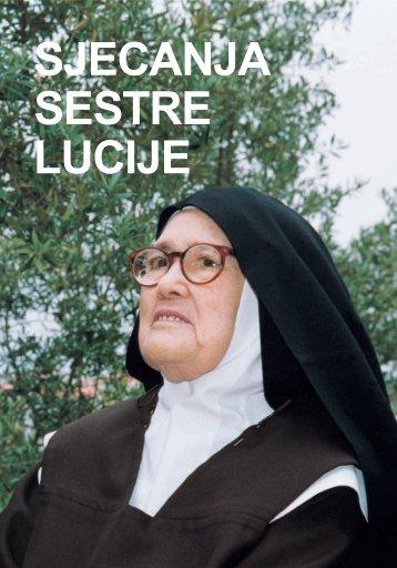 sjecanja sestre lucije - Postulação de Francisco e Jacinta Marto