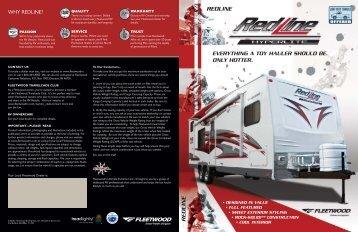 redline - RV Website Design and Development by UVS Junction, LLC.
