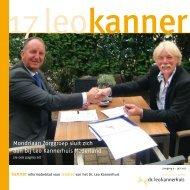 Mondriaan Zorggroep sluit zich aan bij Leo Kannerhuis Nederland