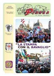 Ottobre - La Piazza Castel Madama
