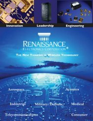 Renaissance is pleased to announce that their latest catalog, as of ...